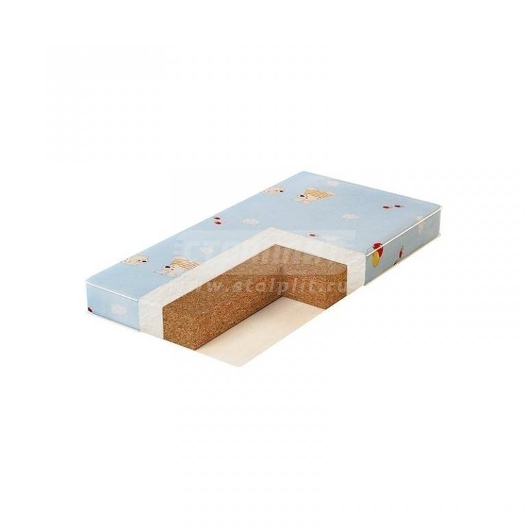 Купить Матрас детский Юниор (двойной) 400х600х110 мм. (Плитекс-С) в интернет магазине мебели СТОЛПЛИТ