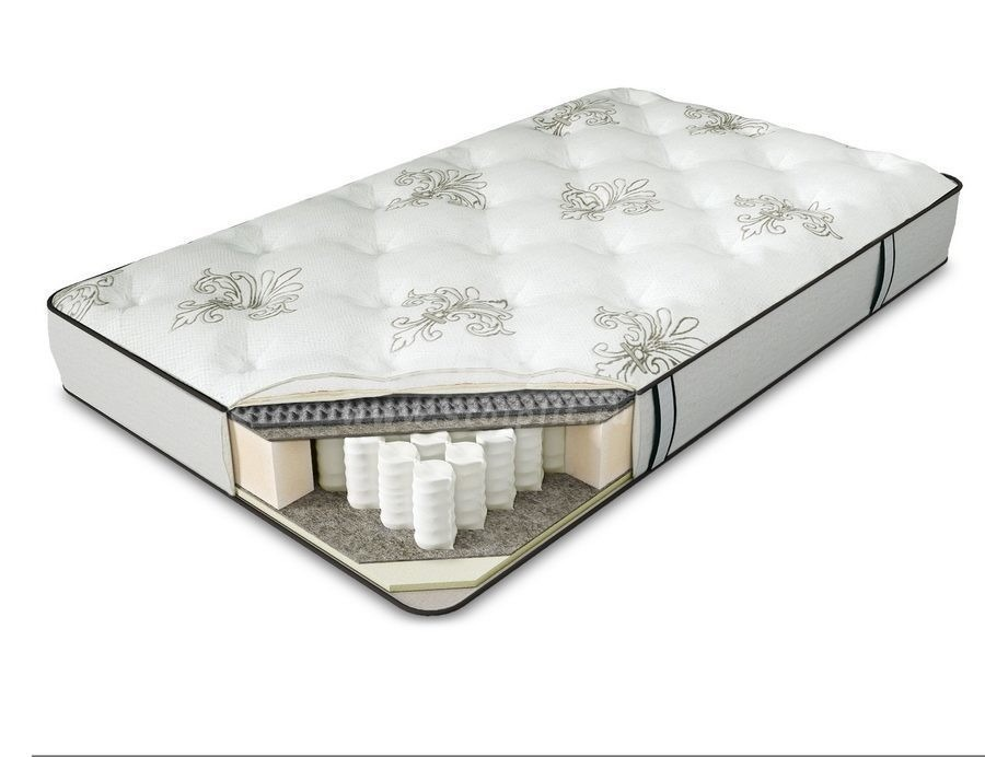 Купить Матрас 200*140 SERTA CALEDONIA в интернет магазине мебели СТОЛПЛИТ