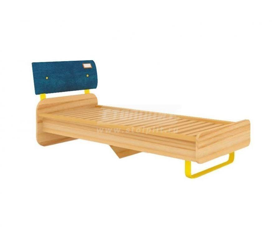 Купить Мебель для детских комнат Джинс кровать 800 507.090 в интернет магазине мебели СТОЛПЛИТ