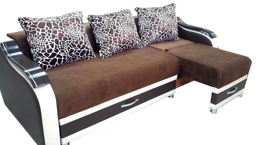 Купить Угловой диван Люкс в интернет магазине мебели СТОЛПЛИТ