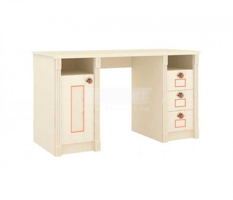 Купить Мебель для детских комнат Калипсо (для девочек) стол прямой 509.110 в интернет магазине мебели СТОЛПЛИТ