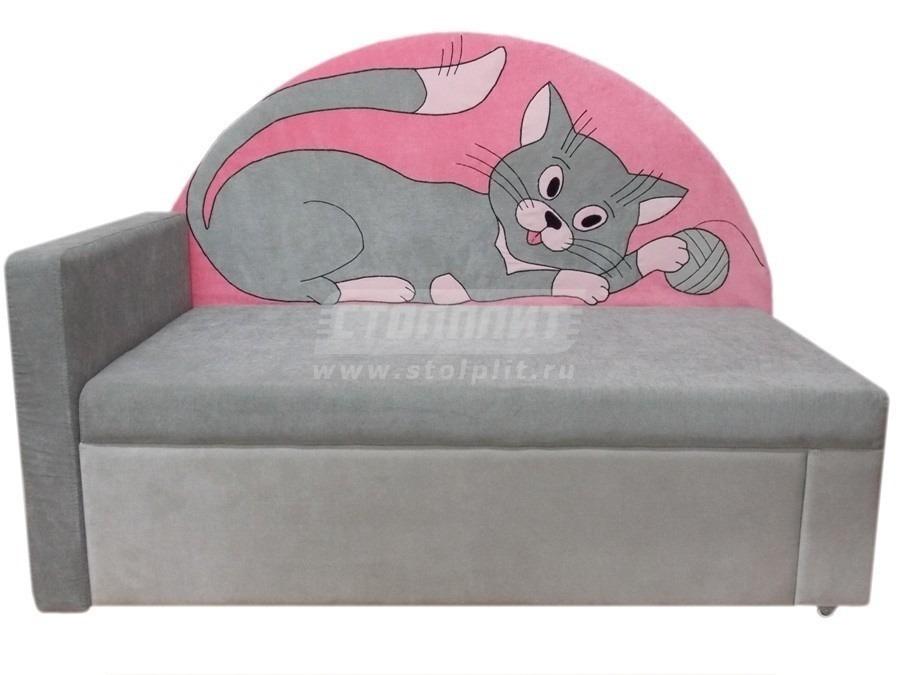 Купить Детский Диван котенок в интернет магазине мебели СТОЛПЛИТ