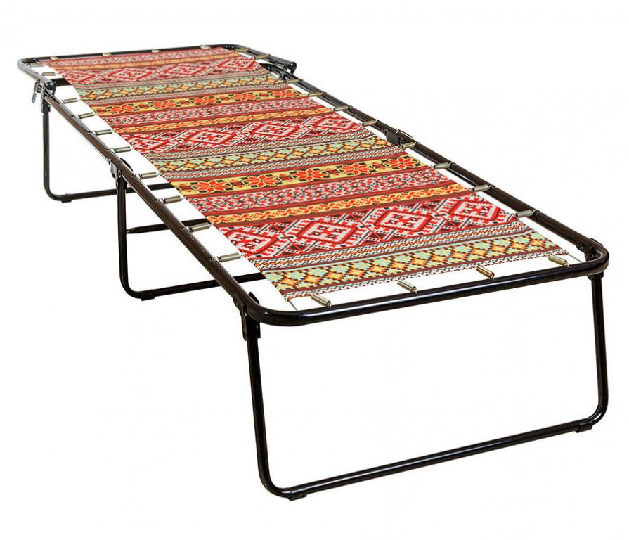 Купить Кровать раскладная Надин светлая в интернет магазине мебели СТОЛПЛИТ
