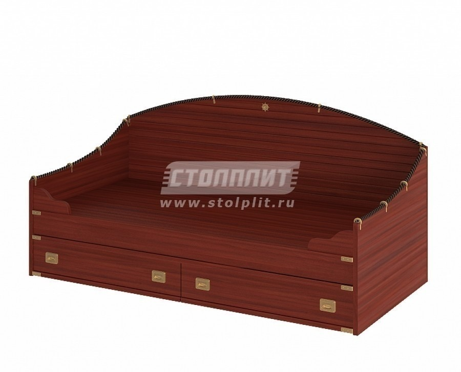 Купить Кровать-тахта с 2-мя ящ. в интернет магазине мебели СТОЛПЛИТ