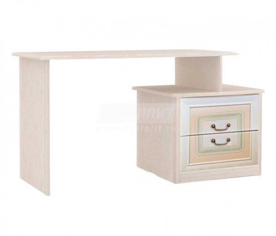Купить Мебель для спальни Кливия стол туалетный 641.160 в интернет магазине мебели СТОЛПЛИТ