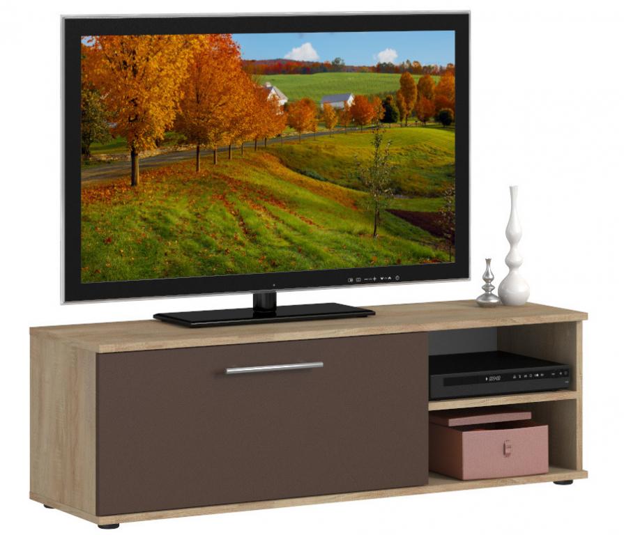 Купить Ультра СБ-2388 Тумба ТВ с полкой в интернет магазине мебели СТОЛПЛИТ