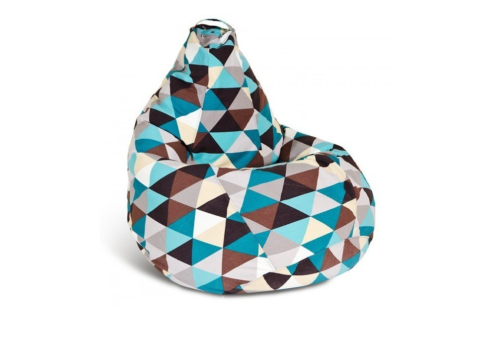 Купить Кресло-мешок-груша Румба L в интернет магазине мебели СТОЛПЛИТ