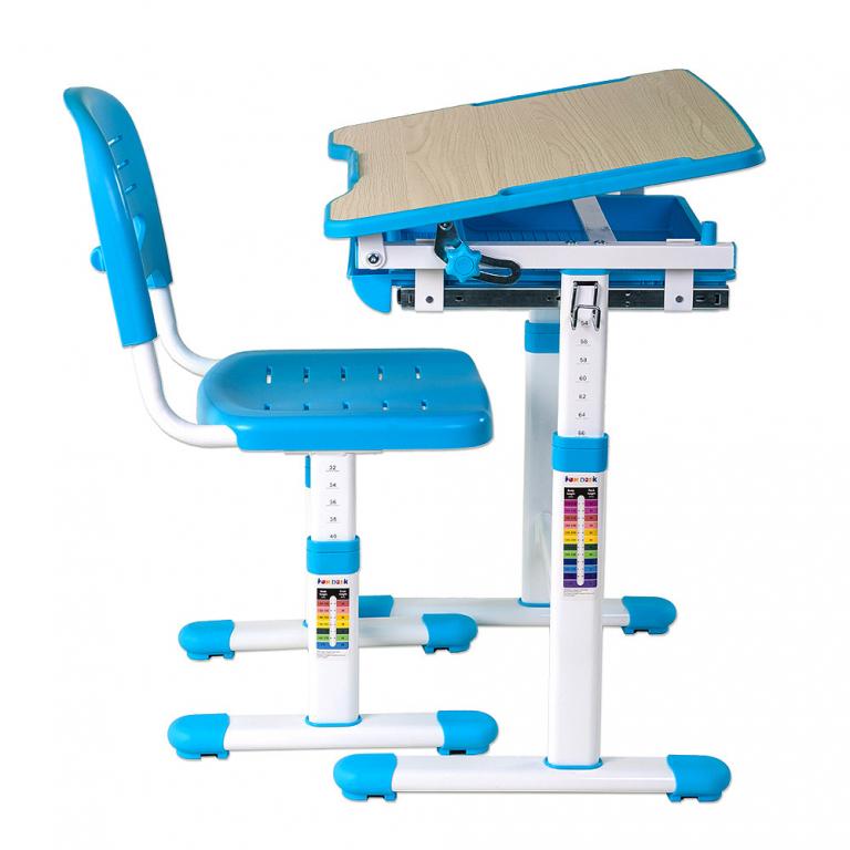 Купить Комплект парта и стул PICCOLINO в интернет магазине мебели СТОЛПЛИТ