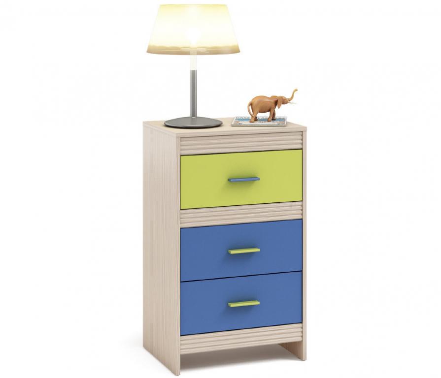 Купить Дакота СБ-2088 Комод в интернет магазине мебели СТОЛПЛИТ