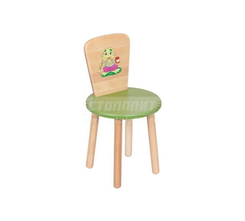 Купить Круглый стульчик в интернет магазине мебели СТОЛПЛИТ