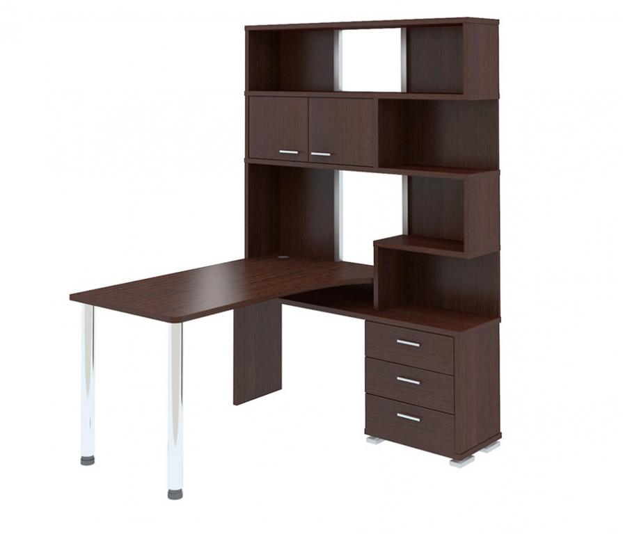 Купить Стол компьютерный с надстройкой СР-420/130 в интернет магазине мебели СТОЛПЛИТ
