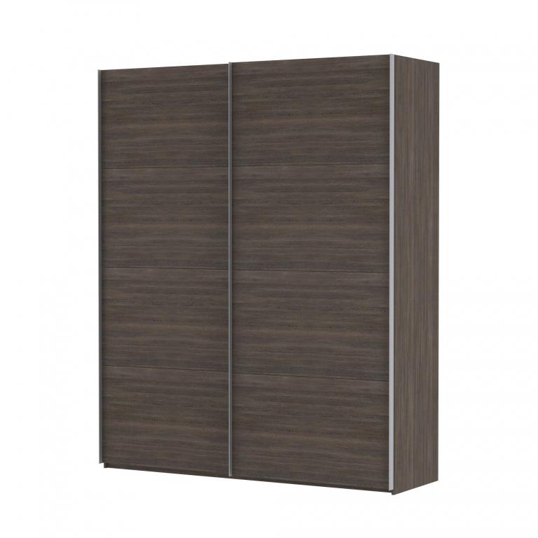 Купить Шкаф Эста дуо ЛДСП 2200 x 1800 x 580 в интернет магазине мебели СТОЛПЛИТ