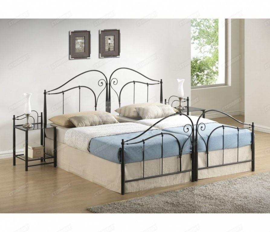 Купить Кровать двуспальная 8033-H в интернет магазине мебели СТОЛПЛИТ