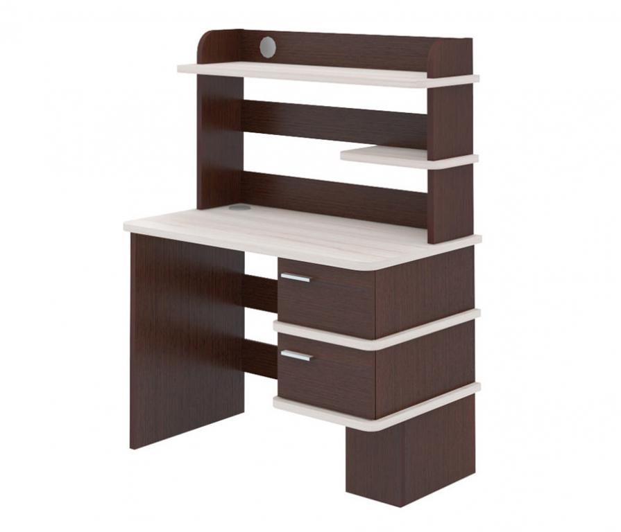 Купить Стол компьютерный с надстройкой СД-15 в интернет магазине мебели СТОЛПЛИТ