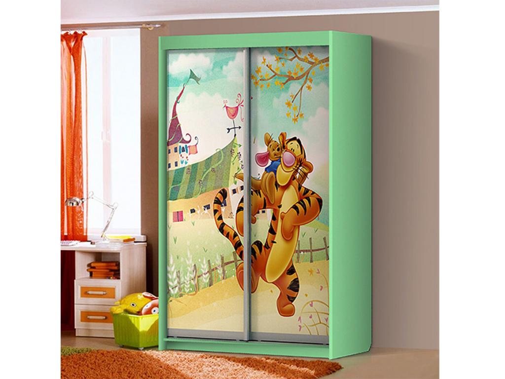 Купить Шкаф-купе 2-х створчатый Тигра в интернет магазине мебели СТОЛПЛИТ