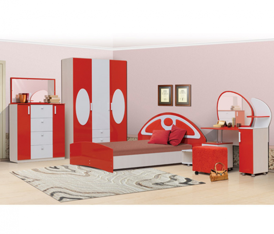 Купить Спальный гарнитур Глория в интернет магазине мебели СТОЛПЛИТ