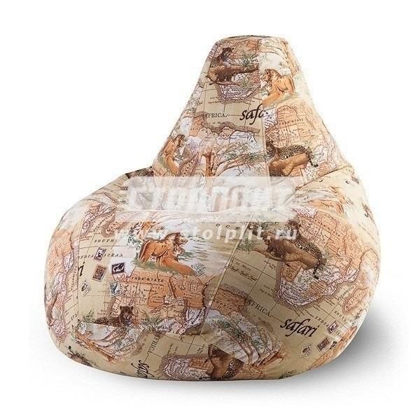 Купить Кресло - мешок XL в интернет магазине мебели СТОЛПЛИТ