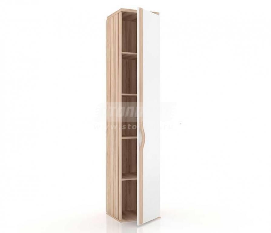 Купить Мебель для прихожей Марта Шкаф одностворчатый 124.010 в интернет магазине мебели СТОЛПЛИТ