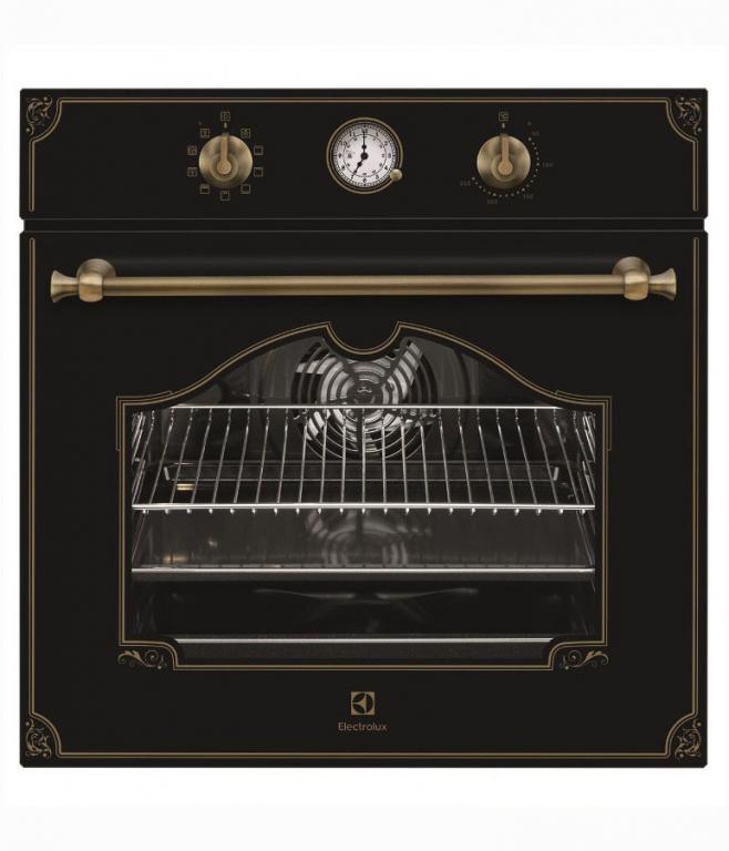 Купить Духовой шкаф ELECTROLUX OPEB2520R электр., чёрный в интернет магазине мебели СТОЛПЛИТ
