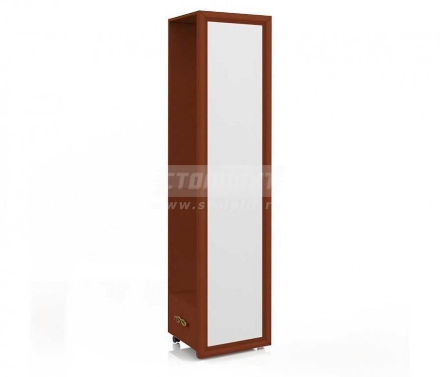 Купить Мебель для спальни Александрия (Орех) зеркало напольное 625.140 в интернет магазине мебели СТОЛПЛИТ
