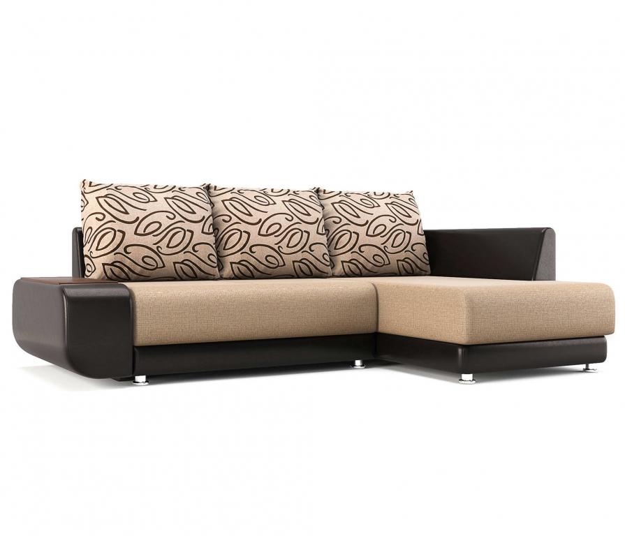 Купить Бруно угловой диван правый Изабелла 26701 ком в интернет магазине мебели СТОЛПЛИТ