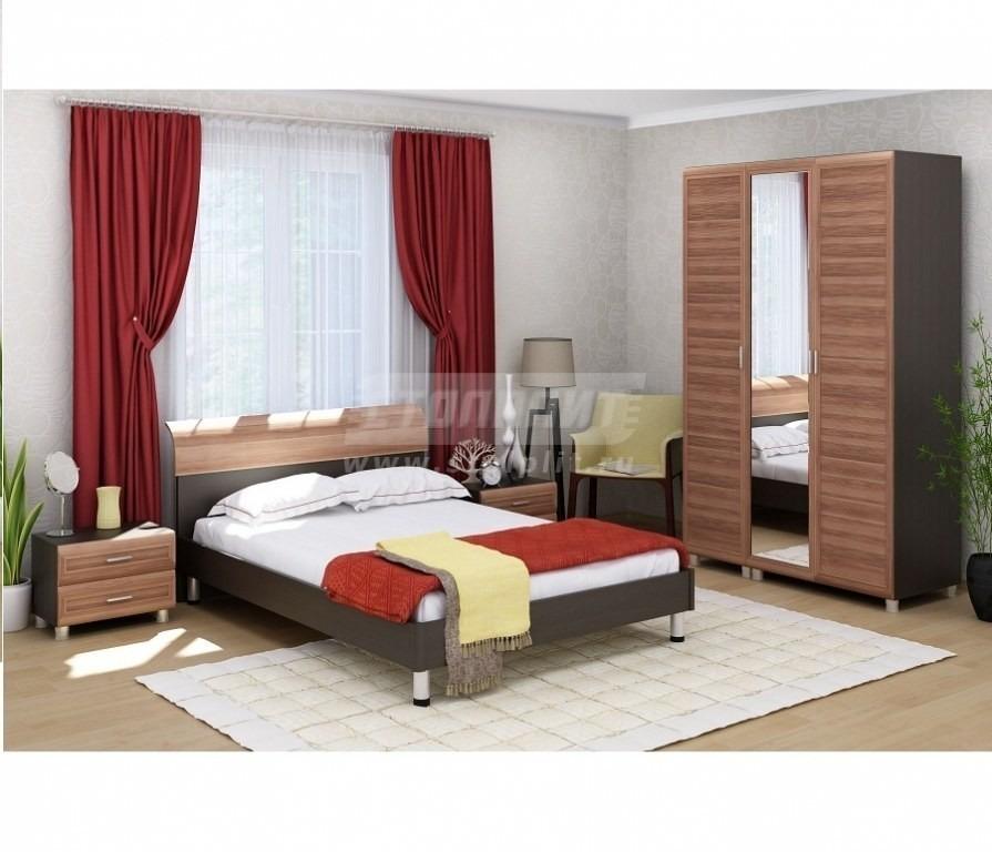 Купить Спальня Мелисса 5 в интернет магазине мебели СТОЛПЛИТ
