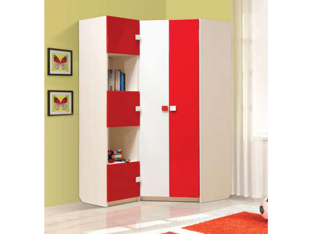 Купить Шкаф угловой Кокетка-2 в интернет магазине мебели СТОЛПЛИТ