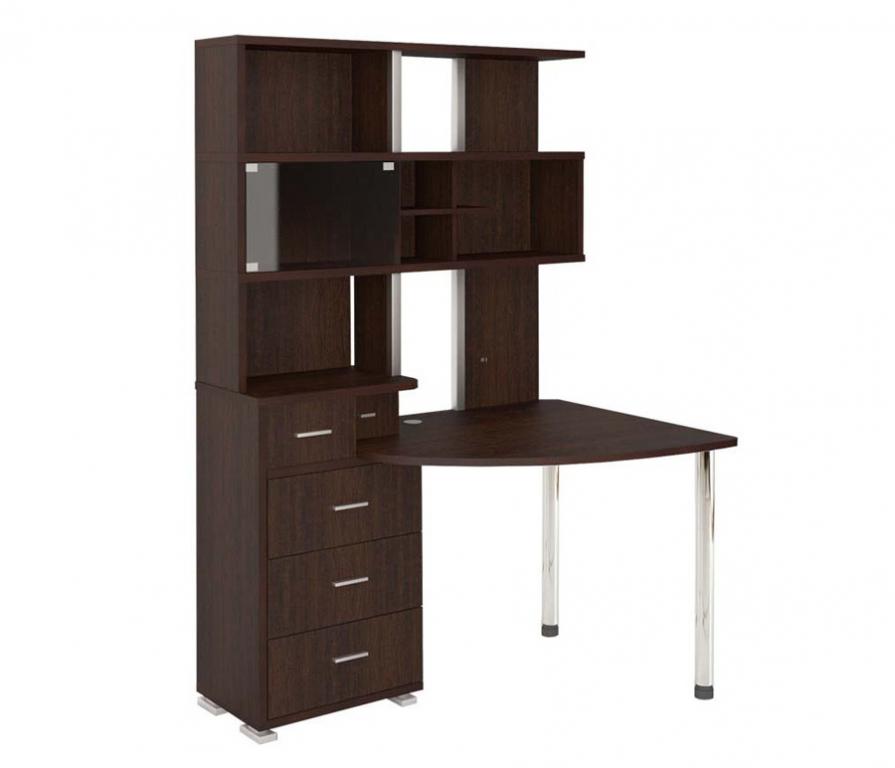 Купить Стол компьютерный с надстройкой СР-320 в интернет магазине мебели СТОЛПЛИТ
