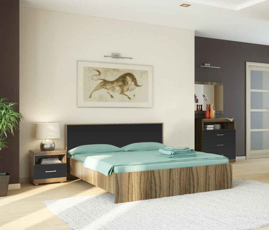 Купить Марсель Спальня в интернет магазине мебели СТОЛПЛИТ
