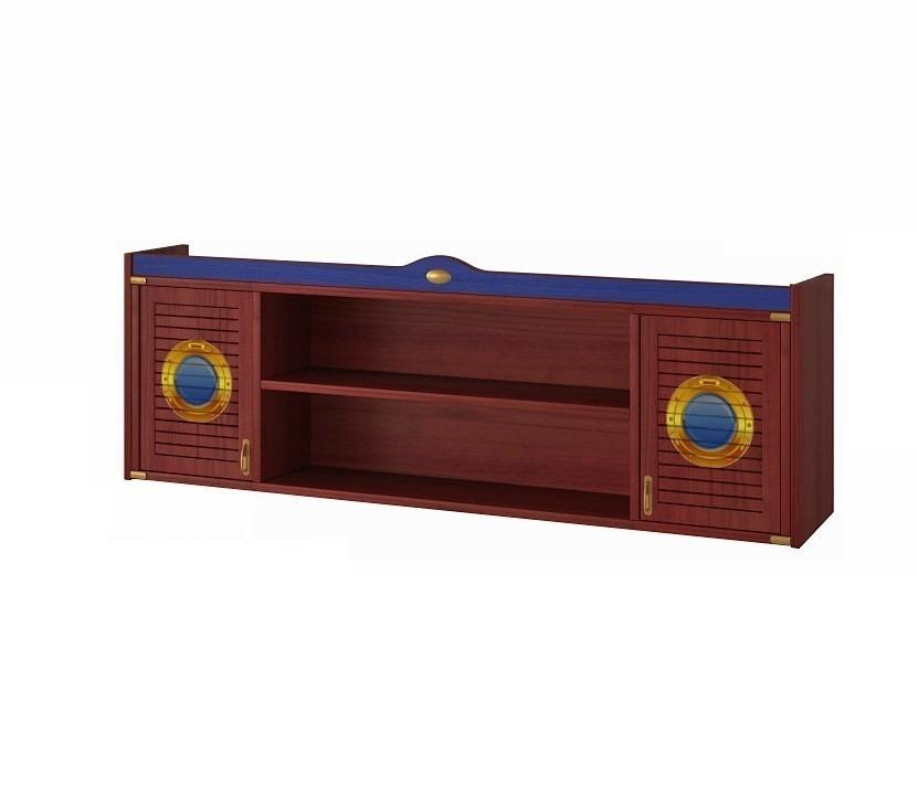 Купить Антресоль двудверная 2 метра Колумбус в интернет магазине мебели СТОЛПЛИТ