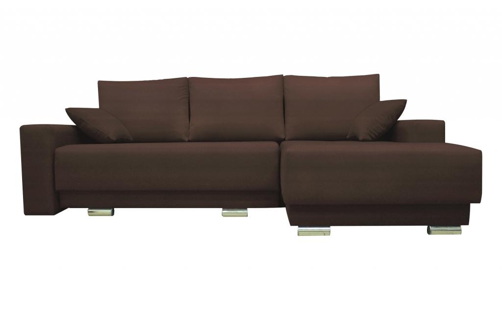 Купить Диван угловой Конти 7 (механизм разложения Тик-Так) 2050*1470 в интернет магазине мебели СТОЛПЛИТ