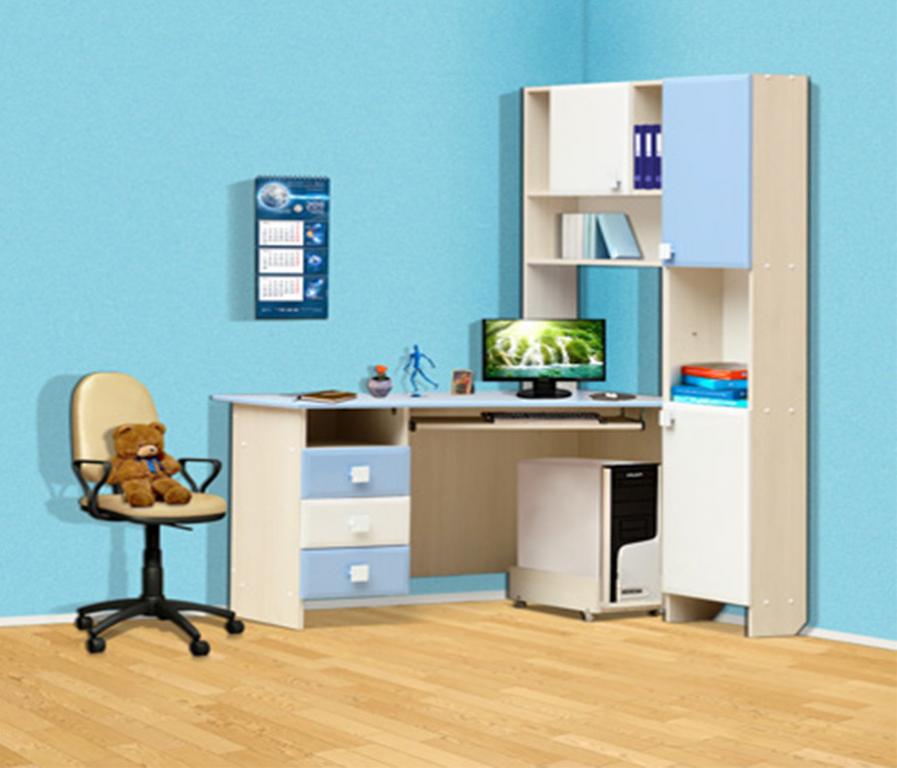 Купить Лицей-2 Письменный стол в интернет магазине мебели СТОЛПЛИТ