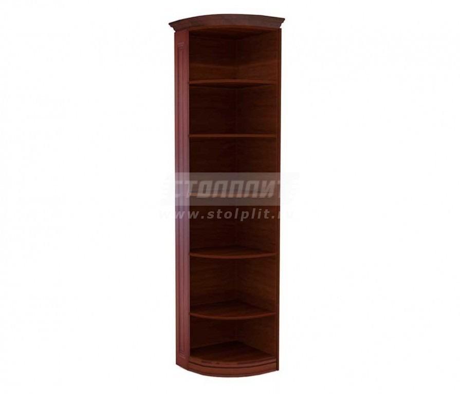 Купить Мебель для прихожей Валенсия Стеллаж окончание (левый) 440 633.460 в интернет магазине мебели СТОЛПЛИТ