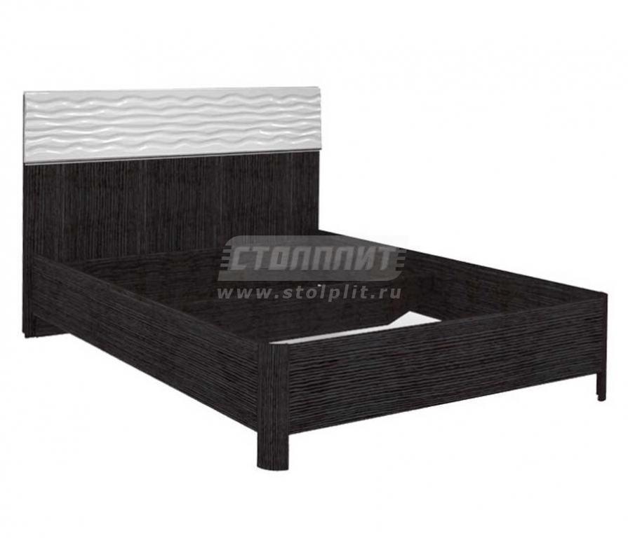 Купить Мебель для спальни Соната кровать 1400 628.100 М в интернет магазине мебели СТОЛПЛИТ