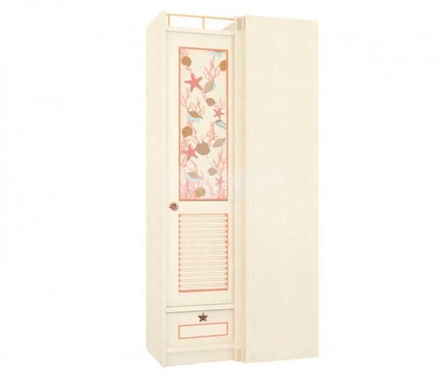 Купить Мебель для детских комнат Калипсо (для девочек) шкаф угловой прямой (Правый) 509.270 в интернет магазине мебели СТОЛПЛИТ