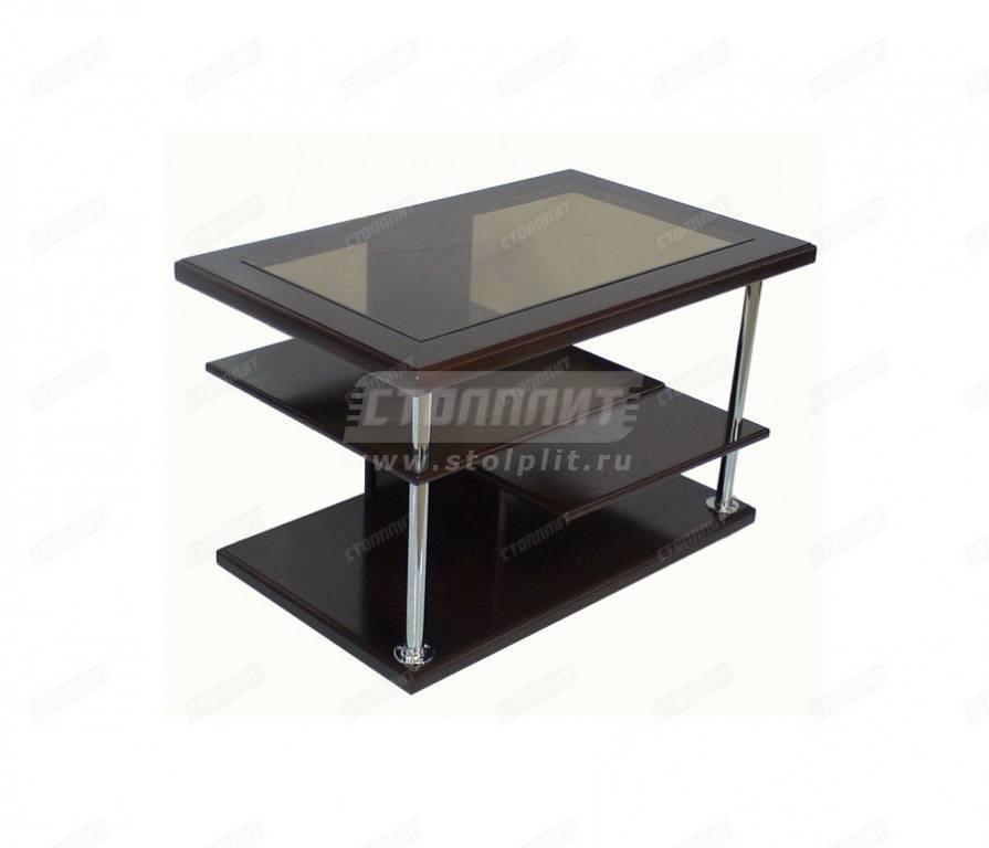 Купить Журнальный стол Комфорт 3С в интернет магазине мебели СТОЛПЛИТ