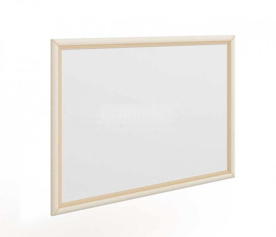 Купить Мебель для спальни Александрия (Кожа Ленто/Рустика) зеркало настенное 625.120 в интернет магазине мебели СТОЛПЛИТ