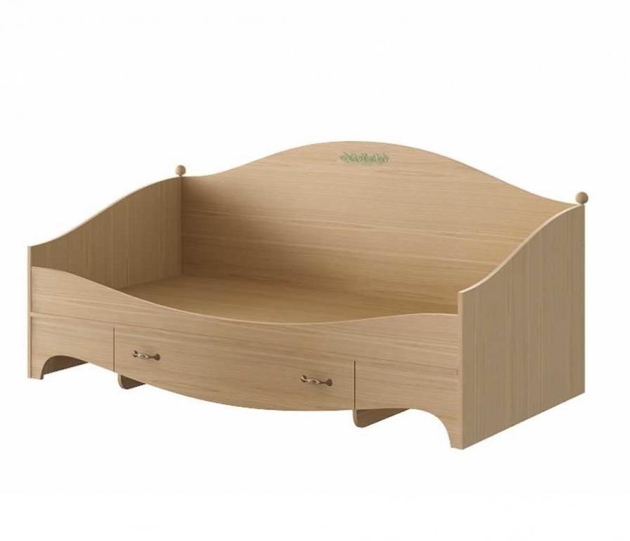 Купить Кровать-тахта с 1-м ящиком в интернет магазине мебели СТОЛПЛИТ