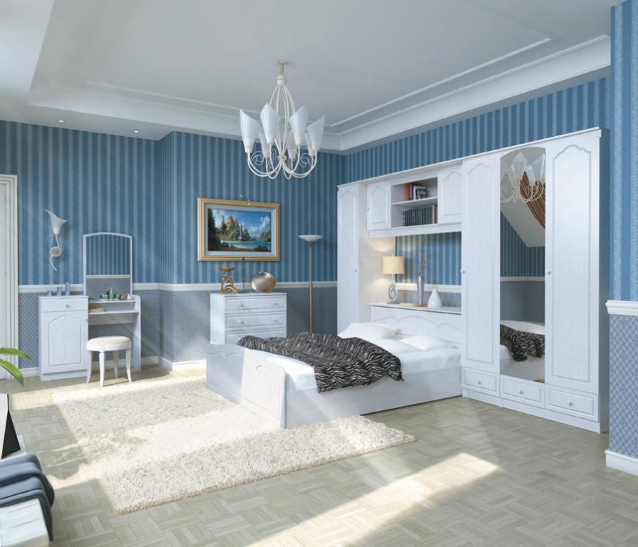 Купить Амалия Спальня Набор 2 в интернет магазине мебели СТОЛПЛИТ