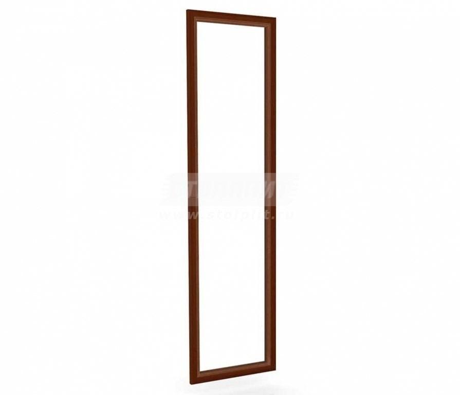 Купить Мебель для спальни Александрия (Орех) дверь распашная с зеркалом 625.002 в интернет магазине мебели СТОЛПЛИТ