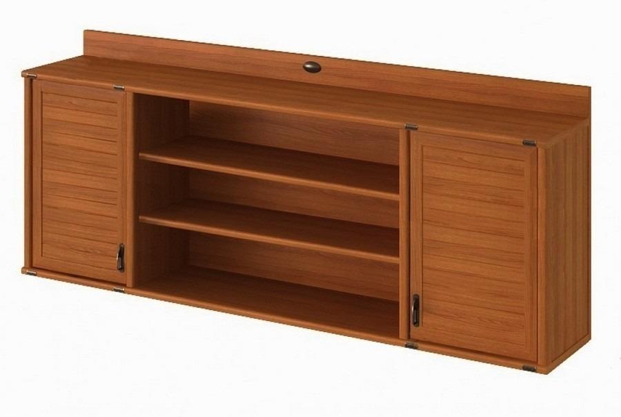 Купить Антресоль двудверная большая, с 2-мя полками в интернет магазине мебели СТОЛПЛИТ