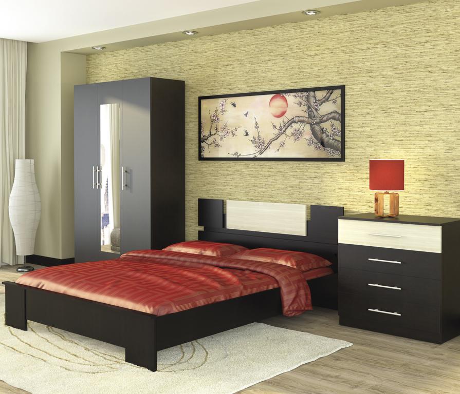 Купить Спальня Оливия в интернет магазине мебели СТОЛПЛИТ
