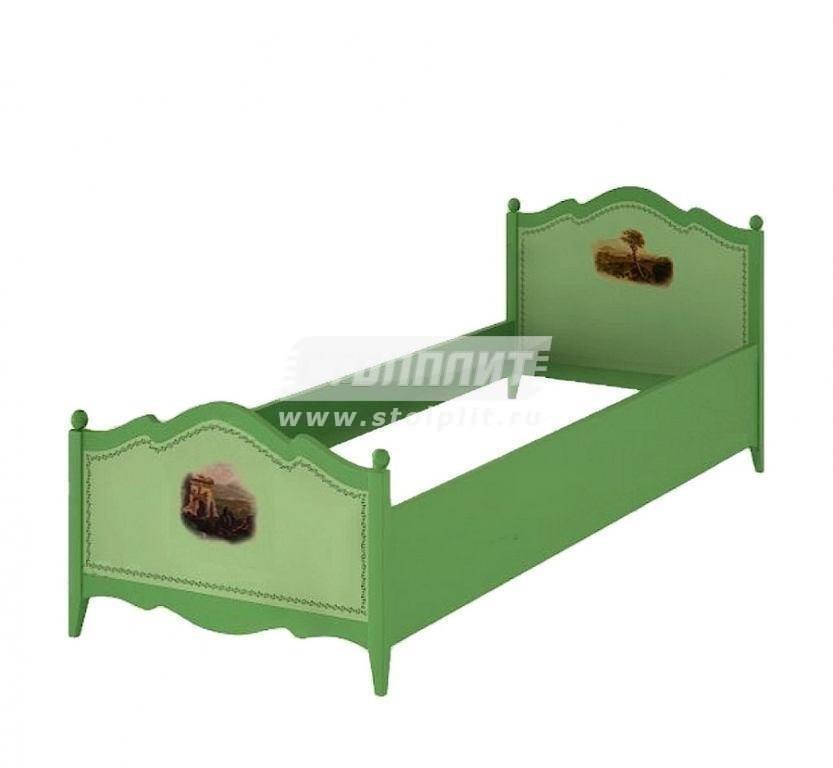 Купить Кровать (90 х190) в интернет магазине мебели СТОЛПЛИТ