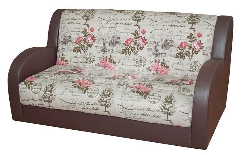 Купить Диван Пегас 140 (подушки в комплект не входят) в интернет магазине мебели СТОЛПЛИТ