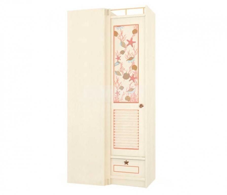 Купить Мебель для детских комнат Калипсо (для девочек) шкаф угловой прямой (Левый) 509.040 в интернет магазине мебели СТОЛПЛИТ