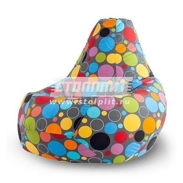 Купить Кресло - мешок L в интернет магазине мебели СТОЛПЛИТ
