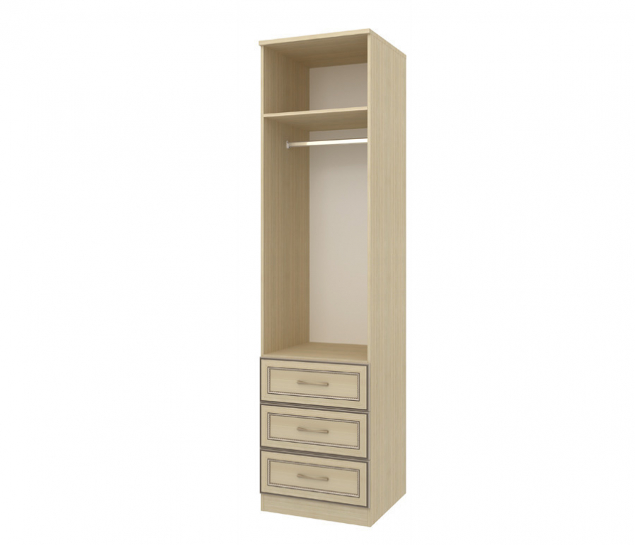 Купить София СТЛ.098.02 Шкаф с 3-мя ящиками в интернет магазине мебели СТОЛПЛИТ