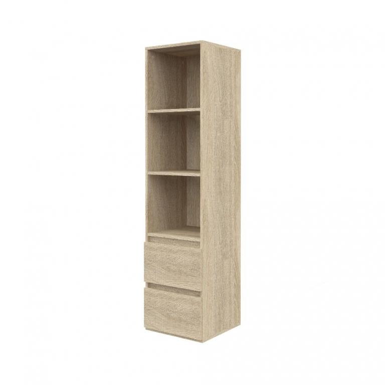 Купить Стеллаж с 2 ящиками Рино 203 в интернет магазине мебели СТОЛПЛИТ