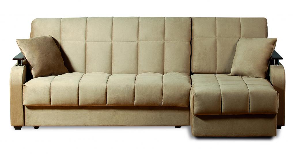 Купить Неаполь 086 диван-кровать 3а 140-1пф угловой в интернет магазине мебели СТОЛПЛИТ