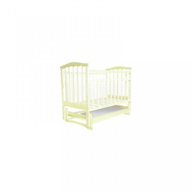 Купить Детская кроватка Золушка-4 в интернет магазине мебели СТОЛПЛИТ